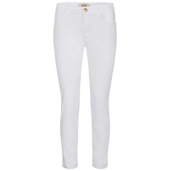 MOS MOSH - Sumner Decor Pant - white